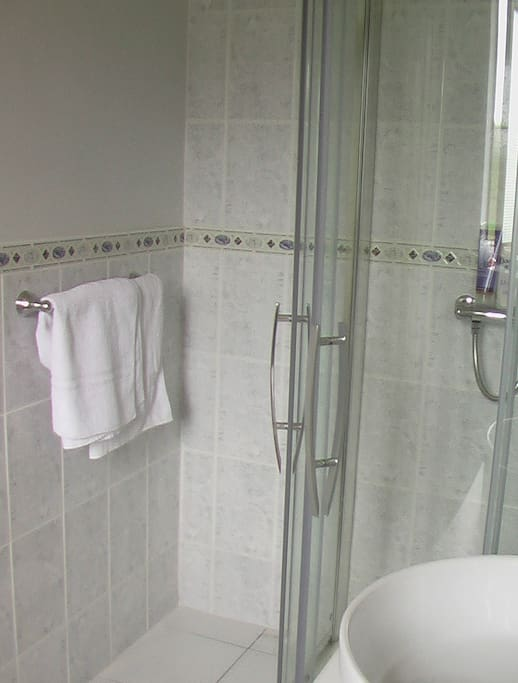 View of private bathroom