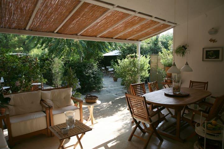 Deliziosa Villa al mare in Puglia - Ostuni - Rumah