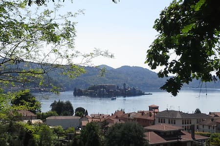 Appartamento a Pella Lago d'Orta - Pella - Apartment