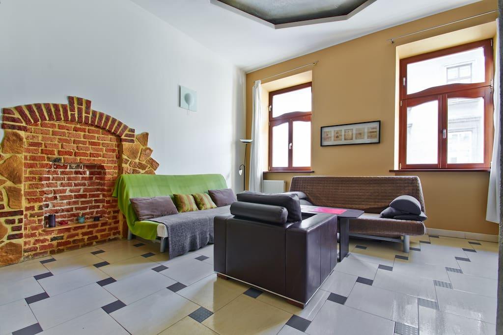 Apartment Da Vinci I CITY CENTER