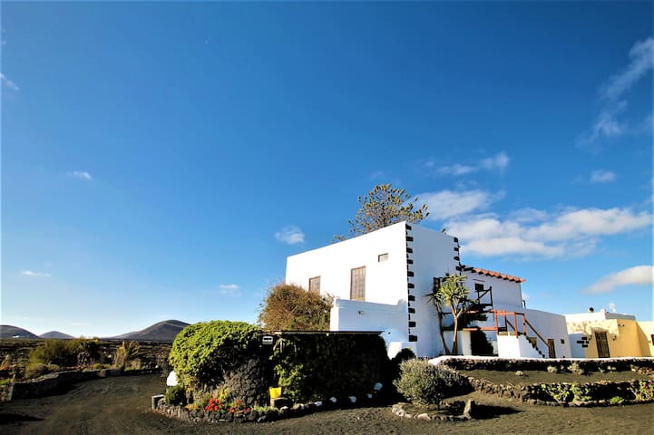 Finca Casa Tisalaya Rural con encanto único