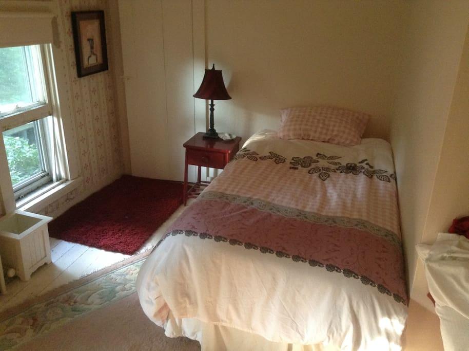 Single room - single bed