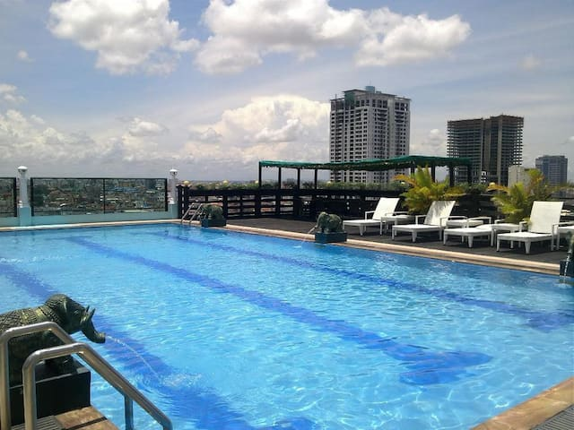 Comfortable and safe apartment in BKK1