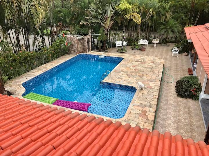 PRAIA e CAMPO reserva (Suite 1) - Morada da Praia