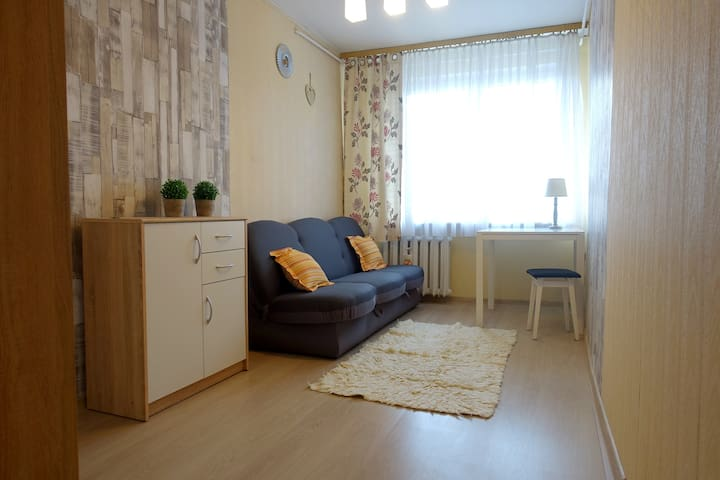 Lovely room by the city center Szczecin! - Stettino - Suite degli ospiti