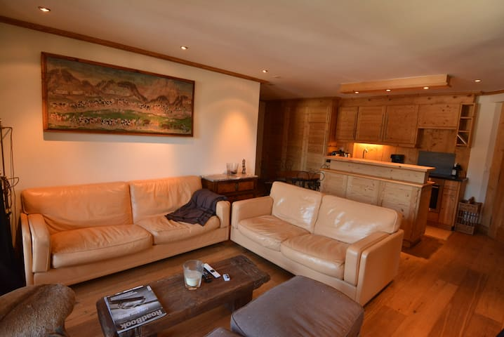 2-bedroom-apartment in the centre - Gstaad - Flat