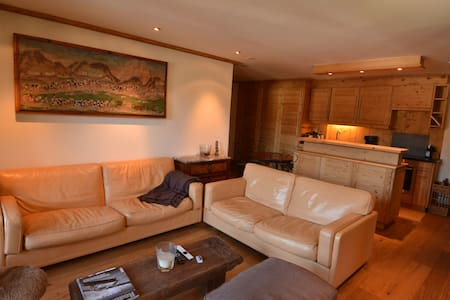 2-bedroom-apartment in the centre - Gstaad - Apartamento