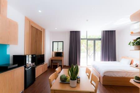 204Room/Hala Residence/Lotte/Asiapark/ View Tree