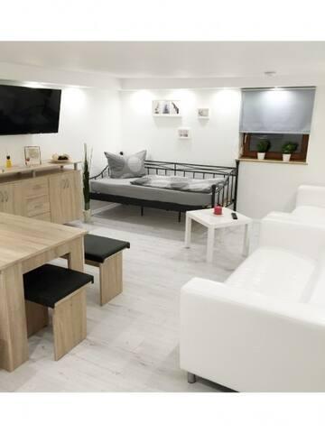 Wohnung für bis zu 6 Personen geeignet