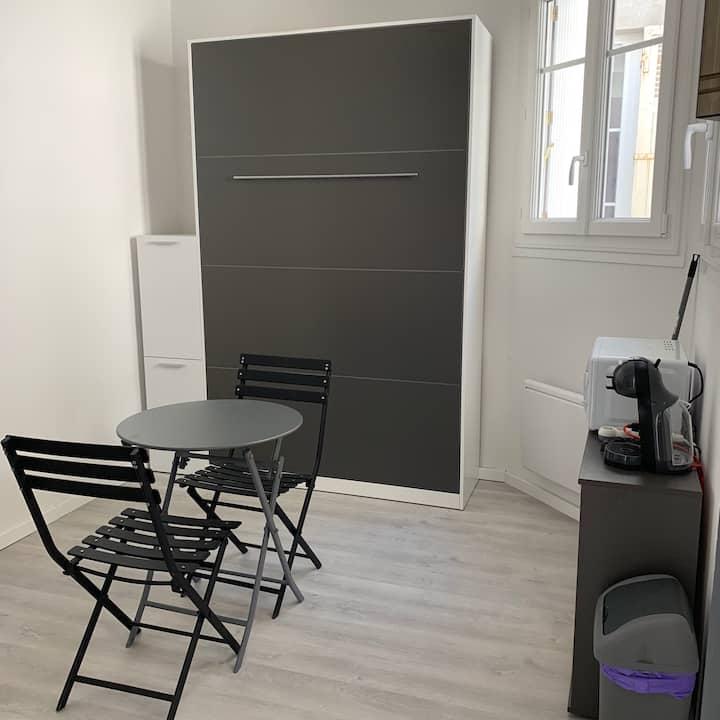 Lysbed - Studio Le Lys - Angers hyper-centre
