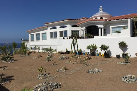 Casa Pacifica: beautiful home, breathtaking views