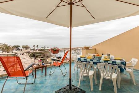 La terrazza di Adone - Scoglitti - Lägenhet