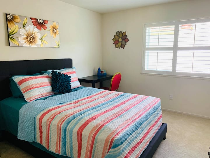 Cozy Comfortable Private Room Dublin/Pleasanton