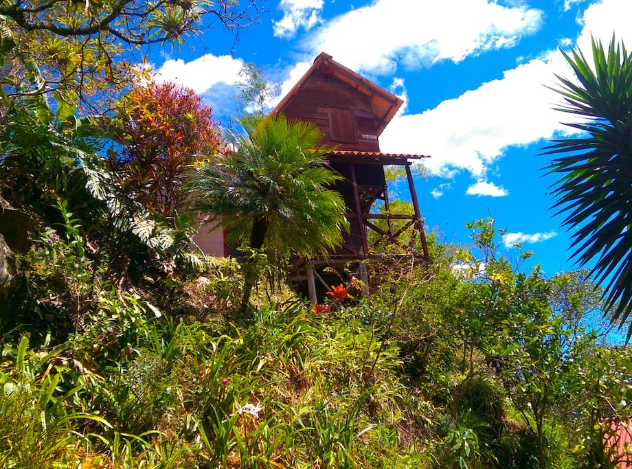 The Eagles Lair - Vilcabamba