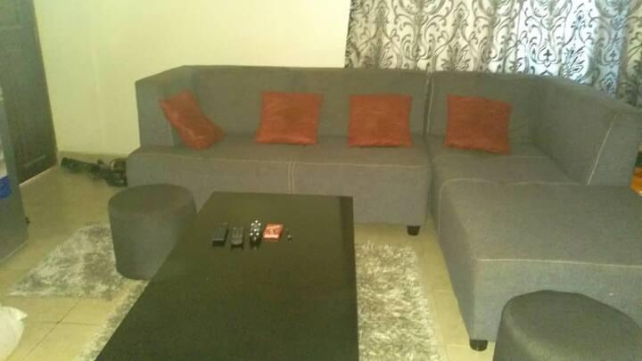 Cozy 1+1 appartment in upscale Najjera