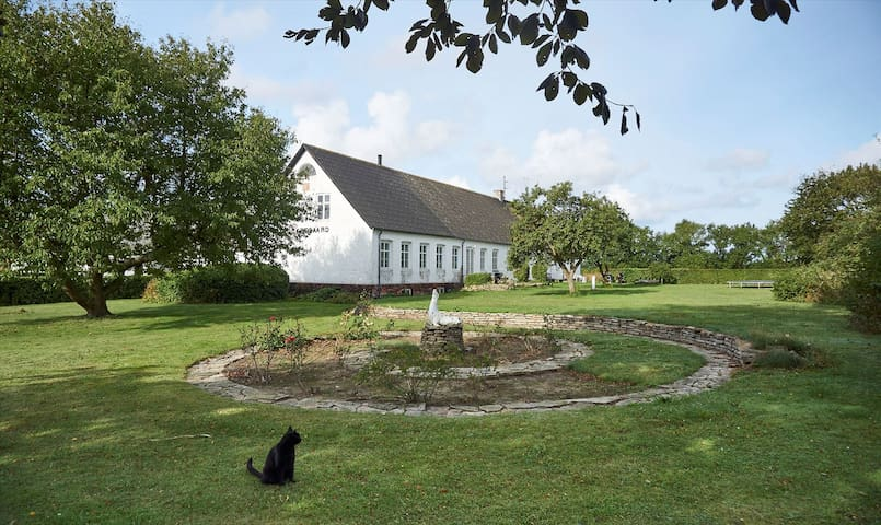Enjoy the country life on southern Bornholm