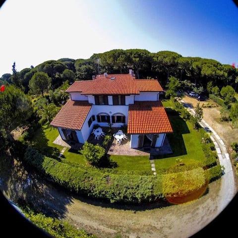Appartamento Ginestra - Villa Bianca