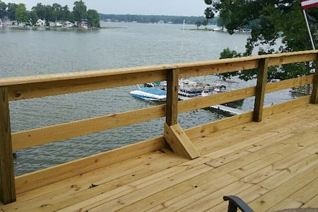 Logan's Lakehouse - Walkerton - Talo