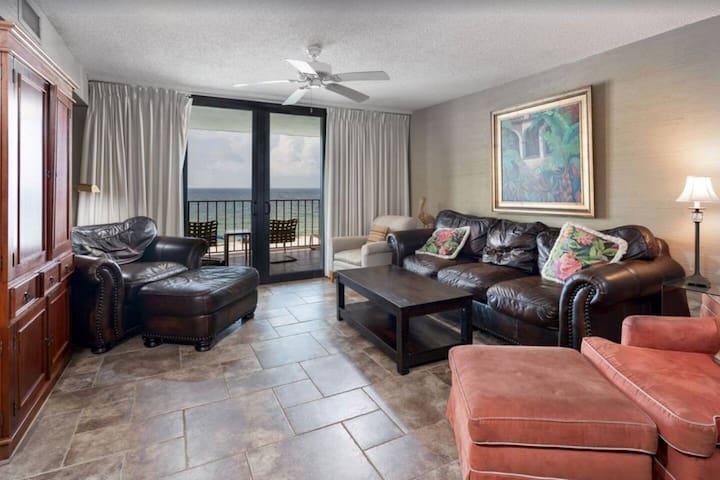 Wind Drift 308 SW-Beach Front Condo 2Bed/2Bath