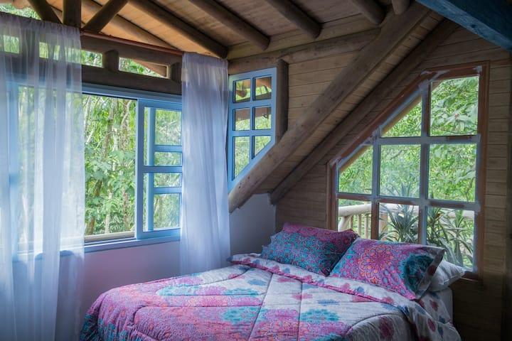 Suite Monarca, Naturaleza en la Vereda El Carmen
