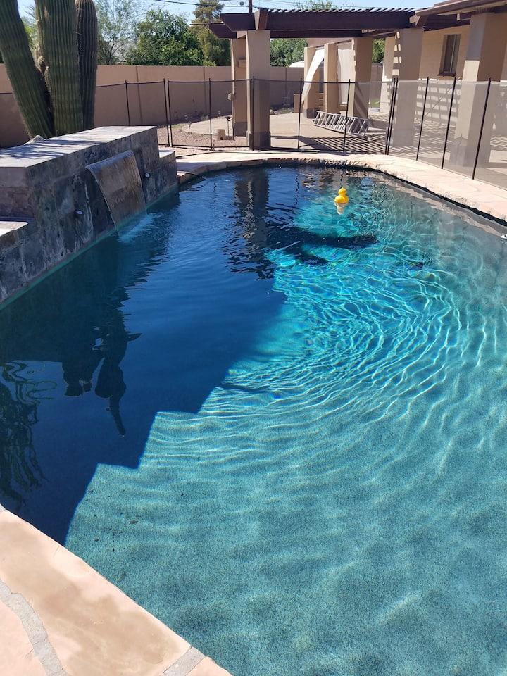 Scottsdale Sonora Spa Oasis
