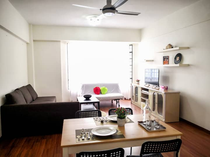 Genting Strawberry Farm Deluxe Apartment@ 云顶草莓家庭民宿