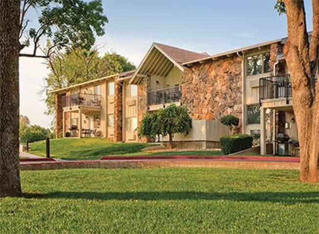 TIMESHARE 1 B/R Condo Grand Lake Resort, Afton OK