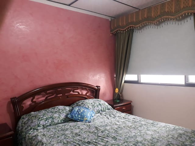 Acogedora habitación privada