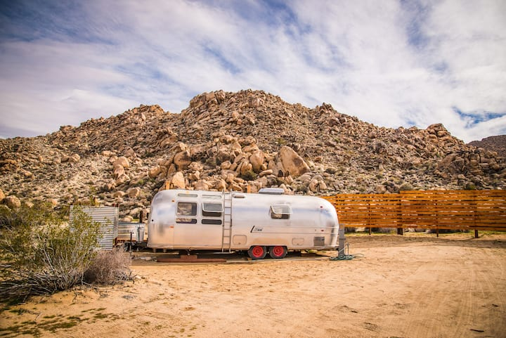 The Rock Yacht - Joshua Tree