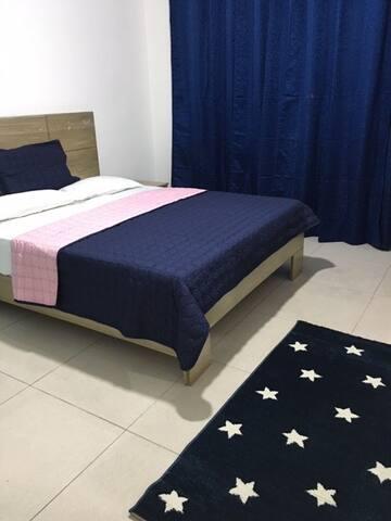 Blue Private room :)