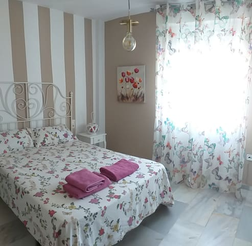 Bonita habitación muy cerca de la playa