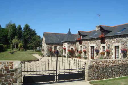 chambre d'hotes de la Vieux Ville - Trégomeur - ที่พักพร้อมอาหารเช้า