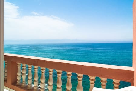 One Bed with Sea View & Balcony - Taghazout