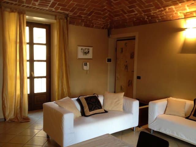 Appartamento int. B3 a Villa Scati - Melazzo - Daire