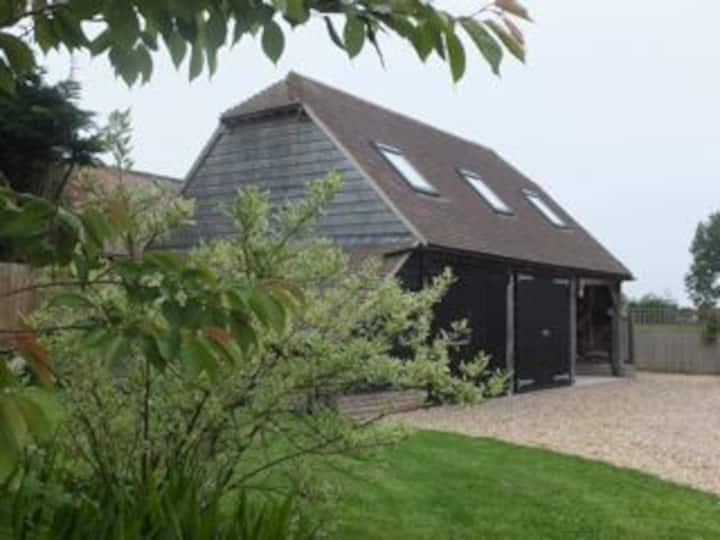 Lowood Barn, a stylish living space