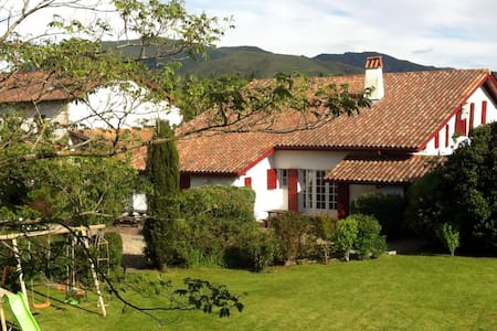 Bucolic quiet 3* holiday flat with authentic charm - Louhossoa - Huoneisto