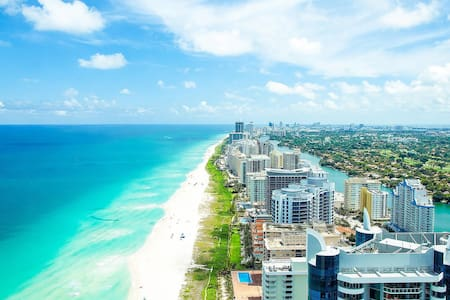 Down town  Miami/ Coral gables. - Pis
