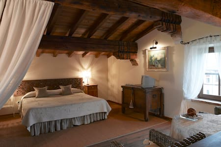 Musella Country Relais Superior Room - San Martino Buon Albergo