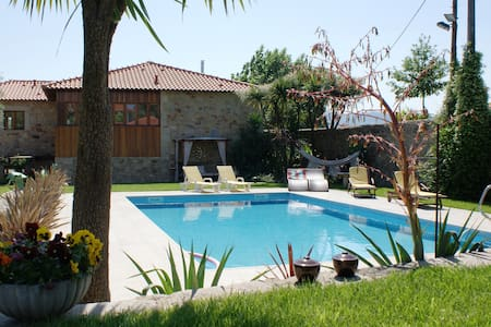 Casal do Carvalhal - Barreiros - Haus