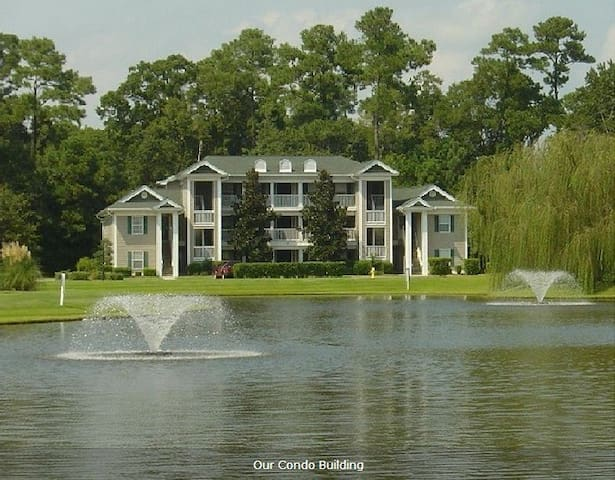 Luxurious Ground Floor 3BR Condo - 帕利斯島(Pawleys Island) - 獨棟