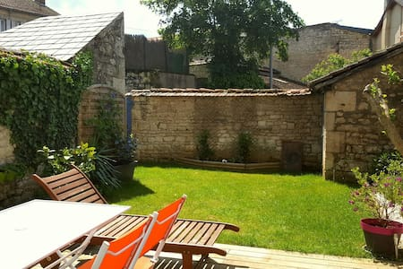 Maison de ville tout confort - Fontenay-le-Comte