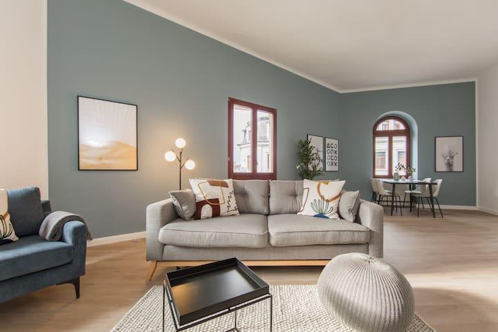Apartments Innere Neustadt - Bautzner Tor - 3rd floor Apartment Innere Neustadt - Bautzner Tor