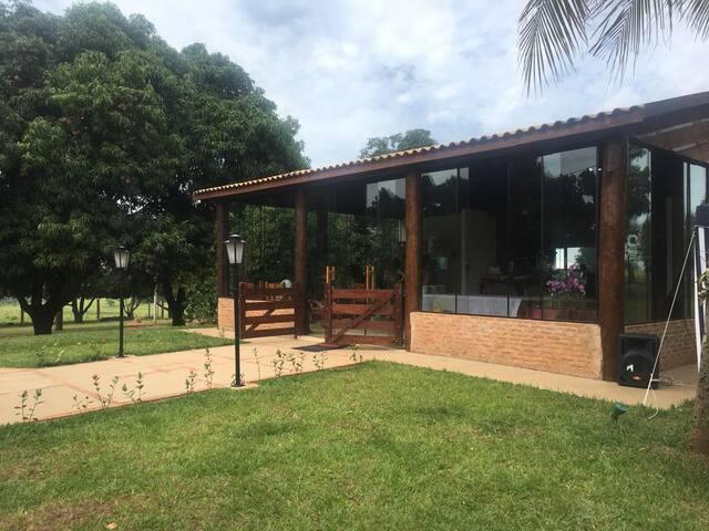 Estância para locação,Turismo Rural e Ecológico