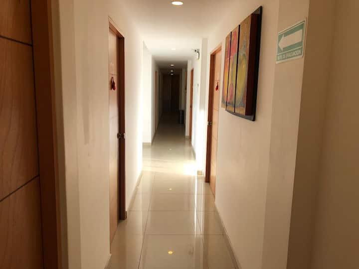 HOTEL RUAH - HOSPEDAJE CÓMODO Y ACCESIBLE