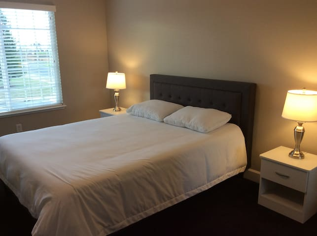 No Extra Fees, Private Bedroom & Private Bathroom