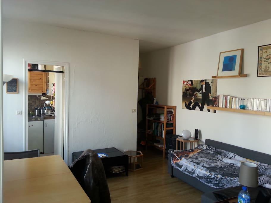Grand Studio Porte De Versaille Flats For Rent In Issy