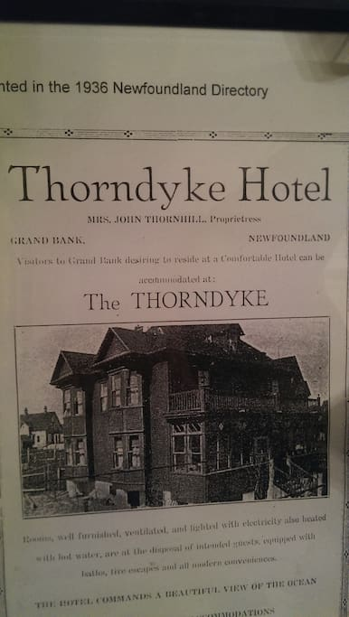 The Thorndyke is celebrating 100 years