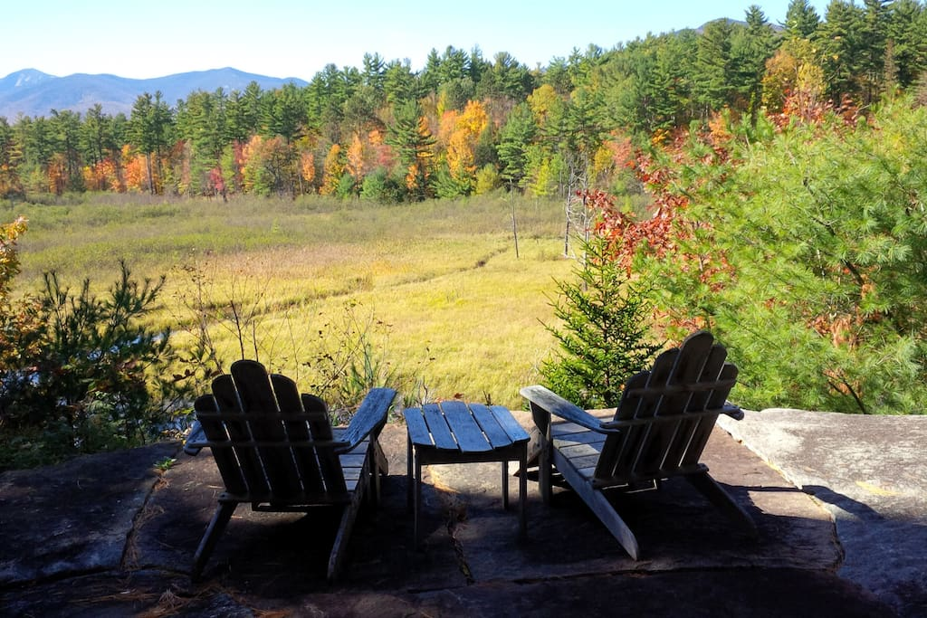 Adirondack Retreat Cabins For Rent In Wilmington New
