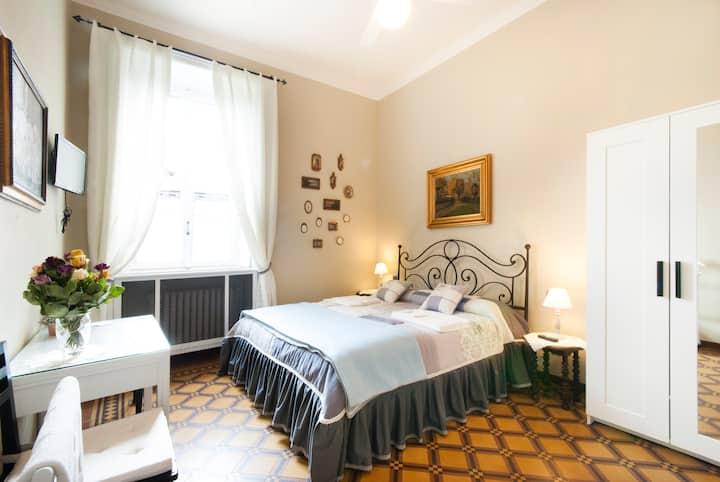 B&B CASA GENTILE, Ortensia Room
