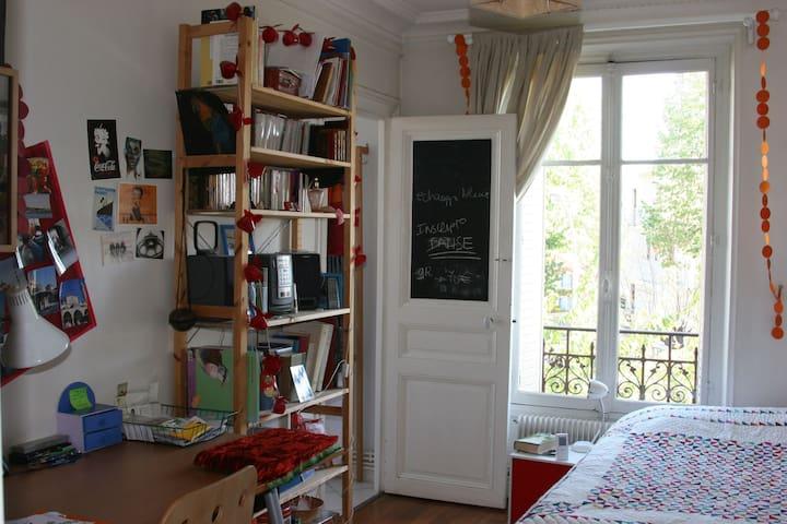 Chambre à louer pour un couple - Meudon - Bed & Breakfast